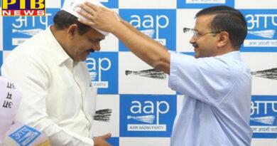 delhi Leader chaudhary surendra kumar leaked aap membership accuses bjp India