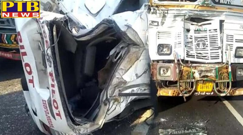 Punjab former cabinet minister bikram majithia pilot car accident one died ludhiana