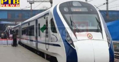 vande bharat express from varanasi to new delhi faced technical glitch in ac coaches stops for one hour irctc indian railway