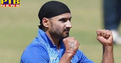 Sports now harbhajan singh will shine on the cinematic screen but the film is not in hindi or punjabi language PTB Big Breaking News