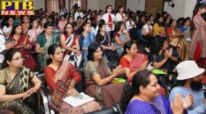 UGC sponsored International Conference organised by PG Dept of Fashion Designing at SD College for Women