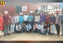 Students of Meharchand Polytechnic College made student visits