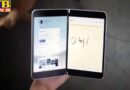 microsoft showcase surface duo foldable smartphone on globle level know about gadgets