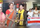 Khushi Batra winning in Various Dance Competitions at SD College for women Jalandhar Punjab