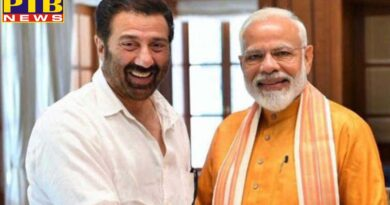 Jalandhar sunny deol to do road show in phagwara and mukerian