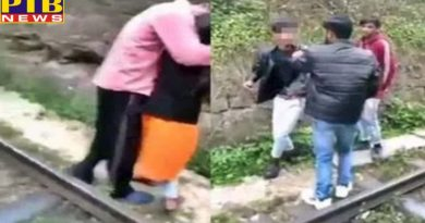 girl forcefully kissed and her friend beaten in palampur video goes viral himachal pradesh dharamsala