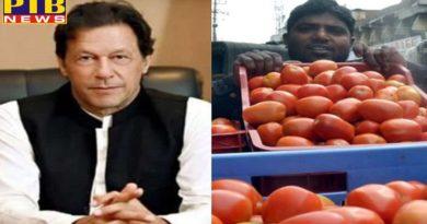 Indian Farmor offer of madhya pradesh to pak pm said pok take two more tomatoes Pakistan