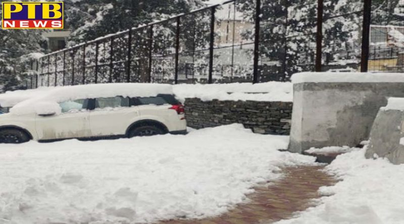 himachal rain and snow disrupt life school colleges closed in many districts HP