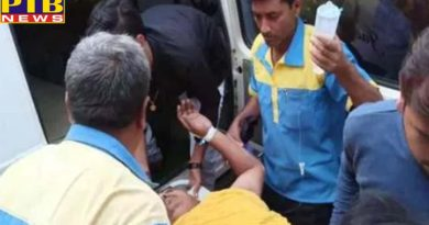 saran criminals shoots business person at chapra in bihar