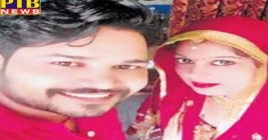 news man strangled wife to death for not giving birth to child accused arrested himachal chandigarh