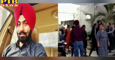 comedian jaswinder bhalla brother in law suicide Ludhiana