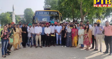 St. Soldier Engineering Students Visit Industry for Food Processing Unit Verka Milk Plant