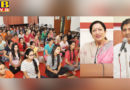 KMV Organizes a One Week Meditation Camp for Hostel Students