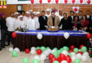 Cake Mixing Ceremony held at St Soldier Institute of Hotel Management and Catering Technology