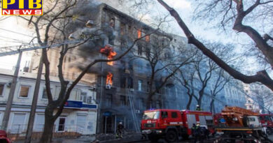 fire at ukrainian college claims at least 10 lives International