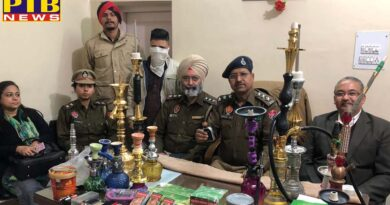 Jalandhar Commissionerate Police raided these bars and recovered suspicious things Punjab