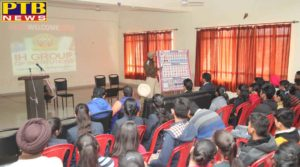 Innocent Hearts Group Organised Guest lecture on Traffic Rules and Drug De-Addiction