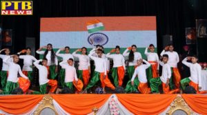 St. Soldier Udham Singh Nagar celebrated its 40th anniversary with great enthusiasm