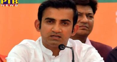 threating call to Former cricketer and bjp mp gautam gambhir
