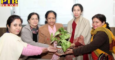 HMV organized Extension lecture on International Human Rights Day