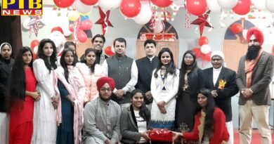 Christmas festival celebrated at Trinity College Jalandhar