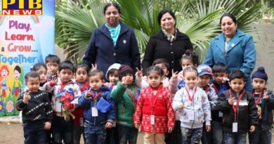 InoKids little Munno enters school with a smile Innocent Hearts School