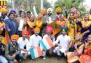 festival of Basant Panchami was celebrated in the premises of Lyallpur Khalsa College Jalandhar