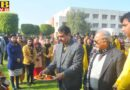 Basant Panchmi celebrations at Innocent Hearts Group of Institutions