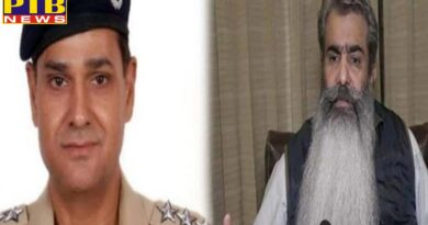 dsp balvindra singh faces life threat from minister ashu Punjab
