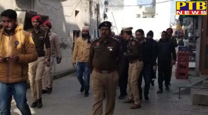 heavy police force reached gurdwara of mittapur guru ravidas maharaj ji why know