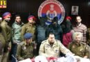 Countryside police arrest 4 members of robber gang Punjab Jalandhar