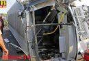 punjab roadways bus going to chandigarh crashes 16 passengers injured