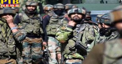 Jammu & Kashmir encounter between security forces and terrorists in doda