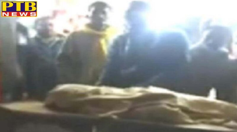 two and half year old kid dies trapped in bed box after mother runs away with lover in sector 45 chandigarh Punjab