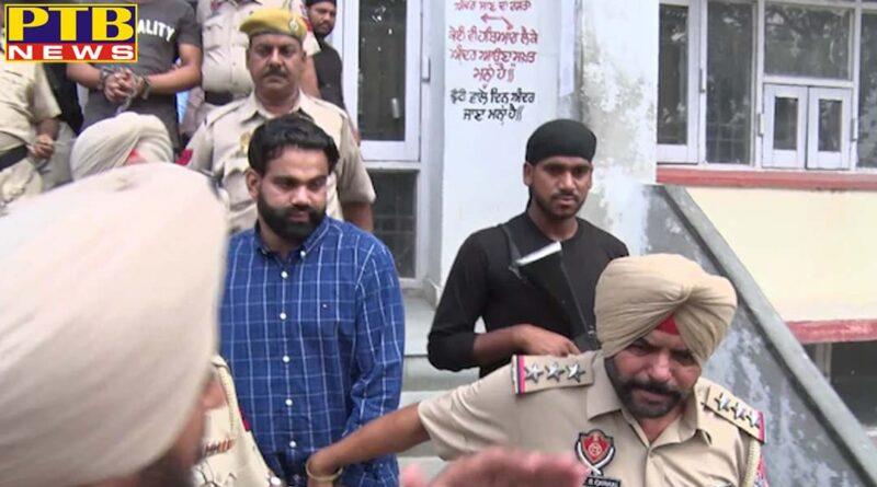 gangster jaggu bhagwanpuria convicted Amritser Punjab