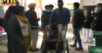 Strong blast in Jalandhar village kadian 6 people seriously injured, sensation spread in the area Punjab