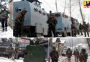 encounter between security forces and militants in shopian jammu and kashmir