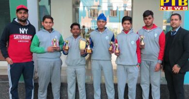 Students of Harbhajan Singh Institute of Cricket Academy secured first place in Cricket Tournament at Ivy World School PTB Big Breaking News