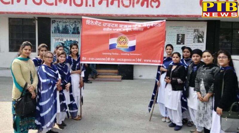 Innocent Hearts participated in KOMANTRI MAA BOLI DIWAS MARCH