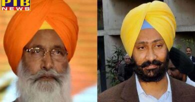 dhindsa father and son sacked from shiromani akali dal punjab chandigarh