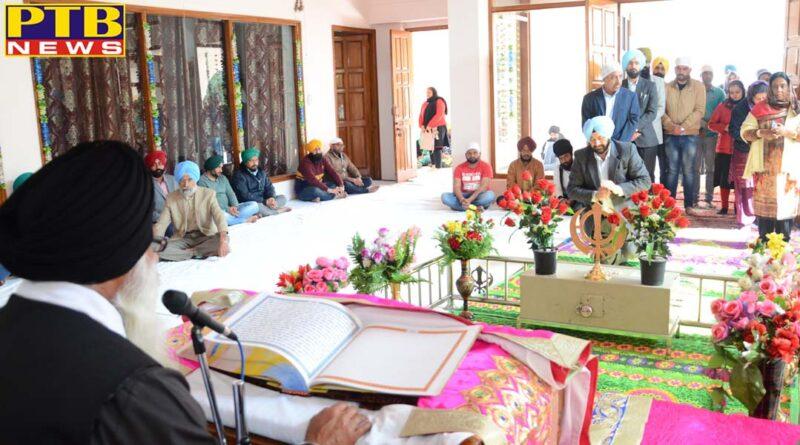 Lyallpur Khalsa College the anniversary of Sardar Balbir Singh ji was celebrated in the 12th Gurdwara Sahib PTB Big Breaking news