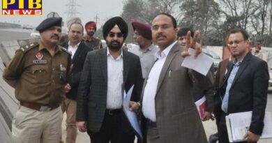 Major relief to commuters as Chairman NHAI gives go ahead tosurvey for widening of PAP ROB Jalandhar