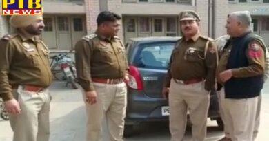Security guard's body found in pyramid college bathroom jalandhar phagwara punjab