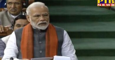 National pm modi big statement on ram temple in parliament India