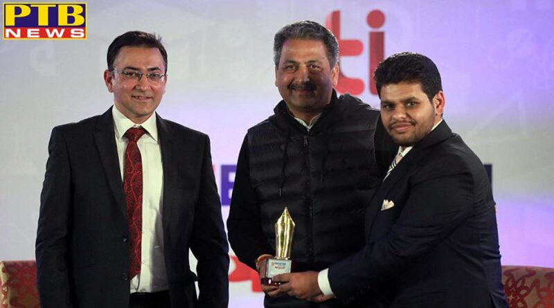 IVY World School Jalandhar received Innovation in Education Milestone to Progress Award