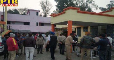 Five workers of Rana Sugar Mill died in terrible road accident Three serious Rampur of Uttar Pradesh ptb big breaking news
