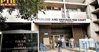 28 policemen caught on camera taking bribe case reached high court Chandigarh Punjab
