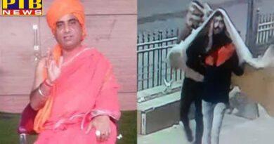 ranjit bachchan murder two suspected murderers seen in cctv footage police release photo uttar pradesh PTB Big Breaking News