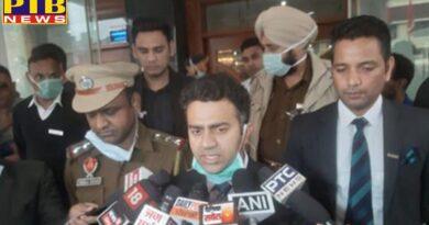 13 member italian delegation stopped at hotel Amritsar Punjab