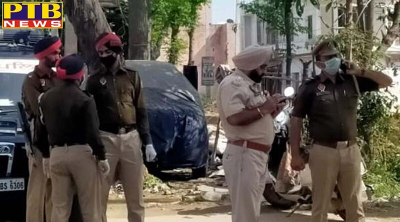 firing on businessman and his son in raj nagar jalandhar
